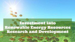Investment Renewable Energy Resources