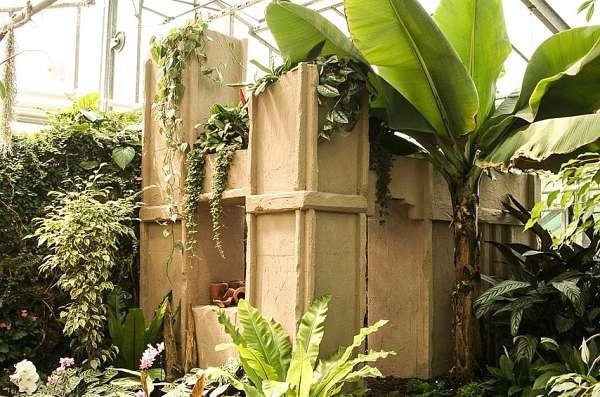 Passive Solar Greenhouse