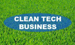 Difference between conventional and clean tech business