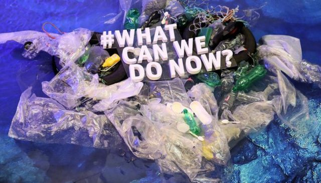 Plastic waste use, what can we do?