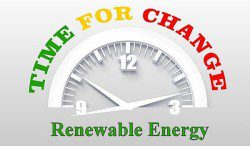 renewable energy its time for change